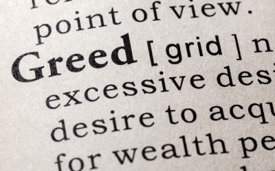How to Overcome Feelings of Greed as an Entrepreneur